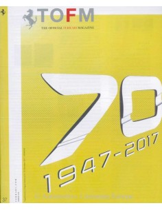 2017 THE OFFICIAL FERRARI MAGAZINE 37 SUPPLEMENT ITALIAN