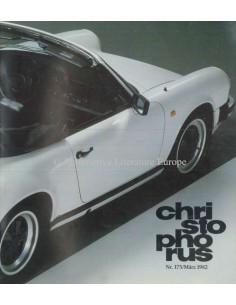 1982 PORSCHE CHRISTOPHORUS MAGAZINE 175 DUITS