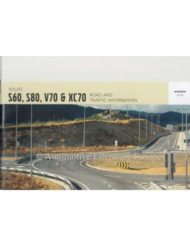 2004 VOLVO ROAD AND TRAFFIC INFORMATION SYSTEM HANDLEIDING NEDERLANDS