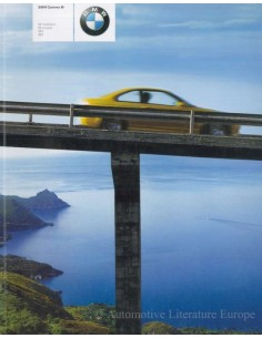 2000 BMW M BROCHURE FRENCH