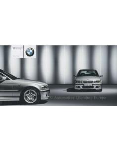 2003 BMW 3ER SPORT PROSPEKT DEUTSCH