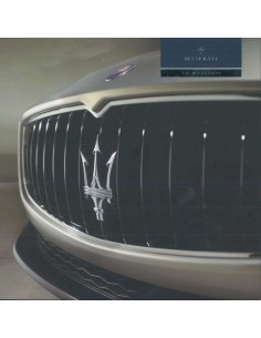 2014 MASERATI LA MASERATI RANGE BROCHURE ENGLISH