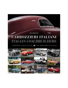 ITALIAN COACHBUILDERS THE MASTERS OF STYLE - GIORGIO NADA EDITORE BOOK