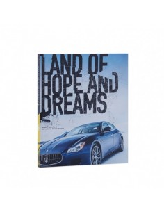 MASERATI 'LAND OF HOPE AND DREAMS' - BOOK