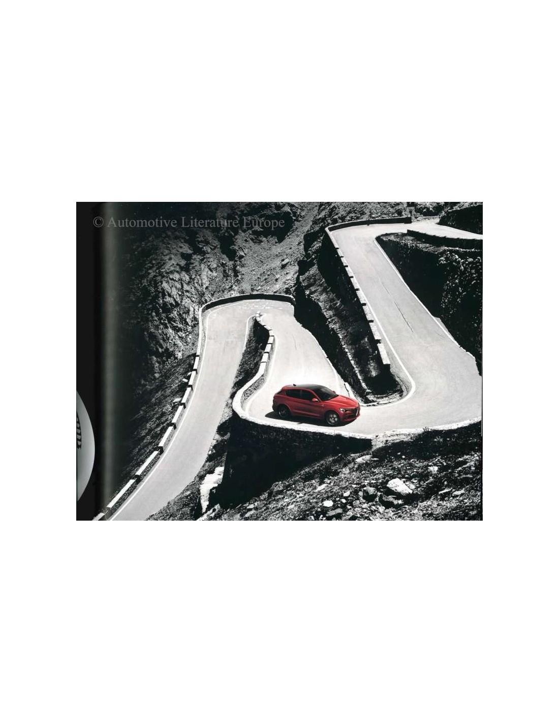 2018 ALFA ROMEO STELVIO QUADRIFOGLIO BROCHURE FRENCH Alfa Romeo Stelvio Brochure on alpha romeo, uggs on sale men's romeo, marseille romeo, things that describe romeo, ver videos de romeo, alpine romeo, giulietta and romeo,