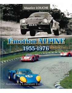 ÉMOTION ALPINE 1955-1976 - MAURICE LOUCHE BOOK
