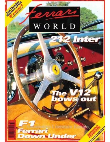 1996 FERRARI WORLD MAGAZINE 32 ENGLISH