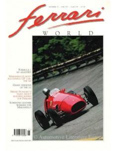 1991 FERRARI WORLD MAGAZIN 15 ENGLISCH