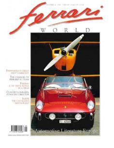 1991 FERRARI WORLD MAGAZIN 14 ENGLISCH