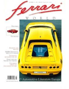 1991 FERRARI WORLD MAGAZIN 13 ENGLISCH