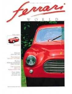 1989 FERRARI WORLD MAGAZINE 2 ENGELS