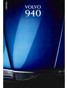 1993 VOLVO 940 BROCHURE GERMAN