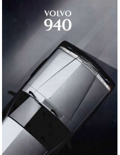 1993 VOLVO 940 BROCHURE ENGLISH