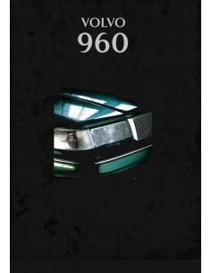 1995 VOLVO 960 PROSPEKT NIEDERLÄNDISCH