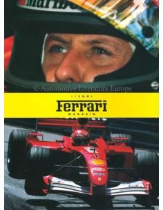 2001 FERRARI MAGAZINE (DE) DUITS