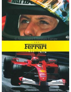 2001 FERRARI MAGAZINE (DE) GERMAN