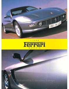 1998 FERRARI MAGAZINE (DE) DUITS