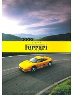 1997 FERRARI MAGAZINE (DE) GERMAN