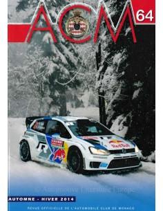2014 ACM MAGAZINE 64 FRANS