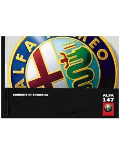 2006 ALFA ROMEO 147 BETRIEBSANLEITUNG FRANZÖSISCH
