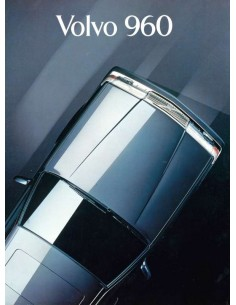 1994 VOLVO 960 BROCHURE DUTCH