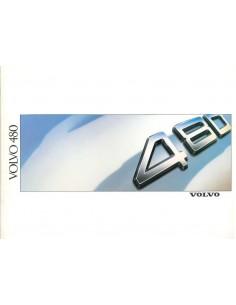 1988 VOLVO 480 PROSPEKT DEUTSCH