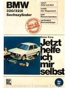 1975-1982 BMW 3 SERIES REPAIR MANUAL GERMAN