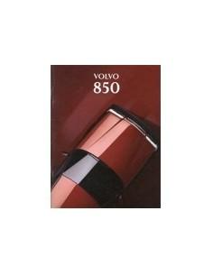 1994 VOLVO 850 BROCHURE NEDERLANDS