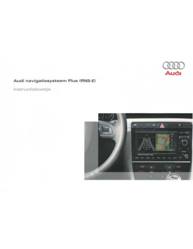 2008 audi rns e owner s manual dutch rh autolit eu audi rns-e service manual Honda Manual