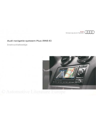 2010 audi rns e owner s manual dutch rh autolit eu RNS-E Audi Navigation DVD RNS-E Audi S4