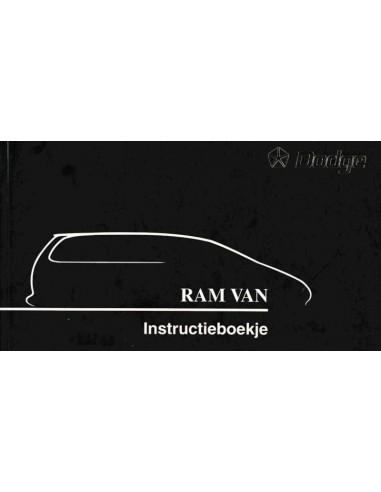 1995 dodge ram van owner s manual dutch rh autolit eu 2011 ram 1500 owners manual 2011 ram 1500 owners manual