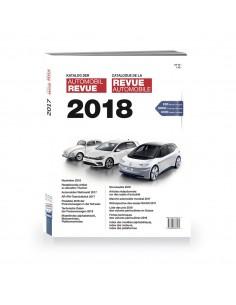 2018 AUTOMOBIL REVUE JAARBOEK DUITS FRANS