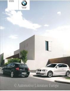 2007 BMW 1ER BETRIEBSANLEITUNG NIEDERLÄNDISCH