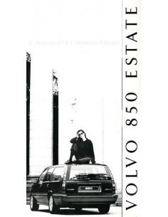 1992 VOLVO 850 ESTATE BROCHURE DUTCH