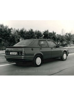 1989 ALFA ROMEO 75 1.8 IE PRESS PHOTO
