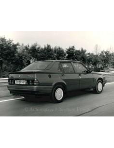 1989 ALFA ROMEO 75 1.8 IE PRESSE BILD