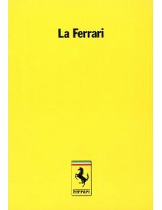 1978 LA FERRARI BROCHURE 164/78