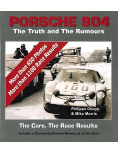PORSCHE 904 'THE TRUTH AND THE RUMOURS' - BOEK
