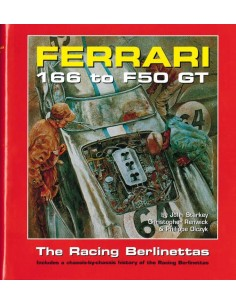 FERRARI '166 TO F50 GT'- THE RACING BERLINETTAS - BOOK