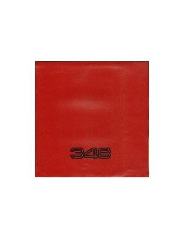 1990 FERRARI 348 BROCHURE 575/89