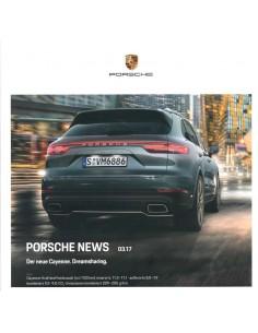 2014 PORSCHE NEWS BROCHURE