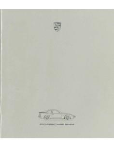 1986 PORSCHE 944 PROSPEKT DEUTSCH
