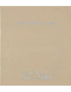 1984 PORSCHE 928 BROCHURE DUITS