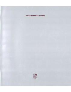 1989 PORSCHE PROSPEKT DEUTSCH