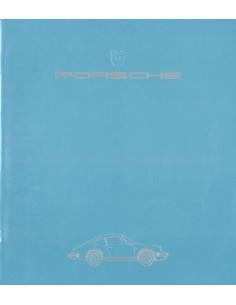 1984 PORSCHE 911 CARRERA TURBO BROCHURE GERMAN