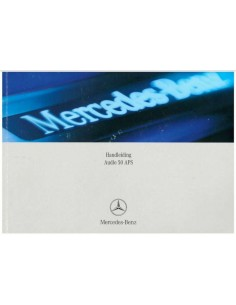 2005 MERCEDES BENZ RADIO AUDIO 50 APS OWNERS MANUAL DUTCH