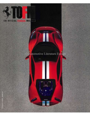 2018 THE OFFICIAL FERRARI MAGAZINE 38 ENGLISH