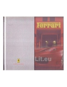 2000 FERRARI 360 SPIDER PRESS BROCHURE PROSPEKT 1560/00
