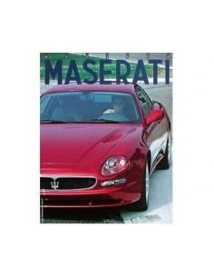 1999 MASERATI RIVISTA MAGAZINE 2 JULI 1999