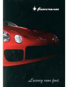 2008 FORNASARI RR 600 650 BROCHURE ENGLISH